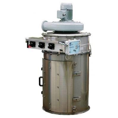 WAMFLO с пневмоочисткой и вентилятором FNC1J04